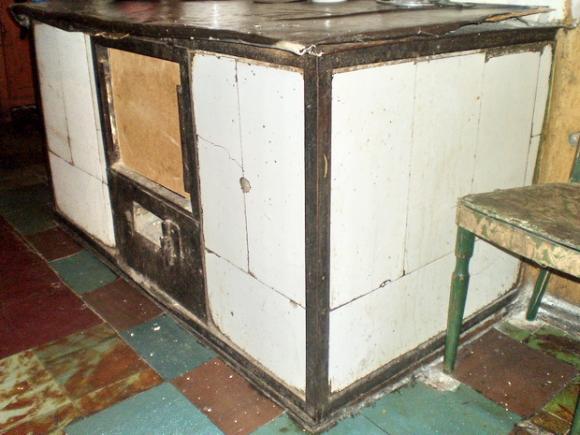 Как отреставрировать старую печь своими руками 24