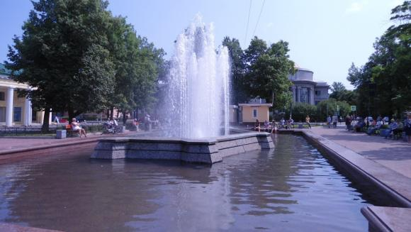 Гидроизоляция фонтана форум наливные полы в боровичах